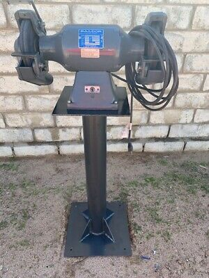Incredible Used 8 Baldor Grinder 8107W With Heavy Duty Stand 3 4 Hp Pdpeps Interior Chair Design Pdpepsorg