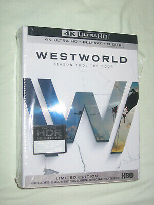 Westworld The Complete Second Season 2 (Blu-ray Disc Only) with Original Case