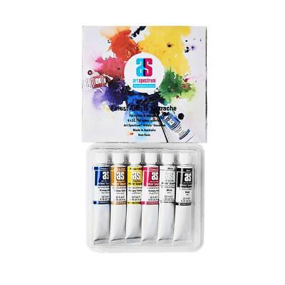 Art Spectrum Artist's Gouache - Set of 6, 12