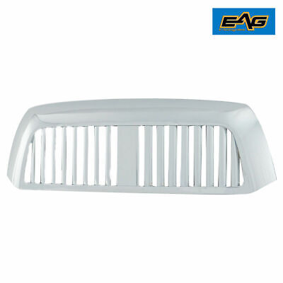 07-09 Toyota Tundra Grill ABS Chrome Vertical Grille Replacement W/Shell