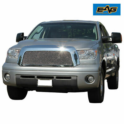 07-09 Toyota Tundra Grille Packaged Stainless Steel Wire Mesh Grill W/ABS Shell