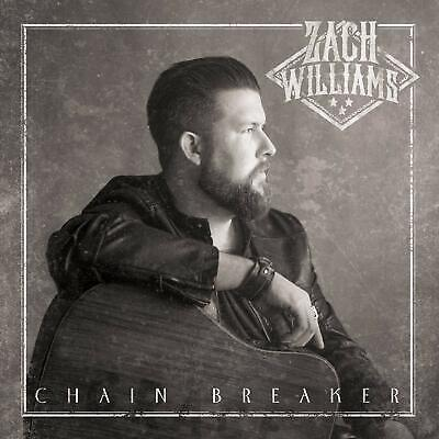 Chain Breaker by Zach Williams Audio CD Easy Listening [Pop & Contemporary] NEW