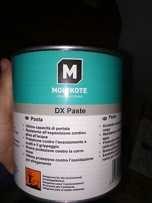 Dow Corning Molykote DX Paste Grease 65gm for ETA Valjoux Watch Movements