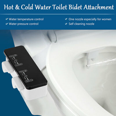 2 Set Of T Metal Connector Adapter Warm Cold Water Bidet 6 99