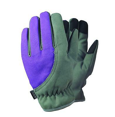 Briers Ladies Hand Warming Gardening Gloves 2822 Medium Great for outdoor winter