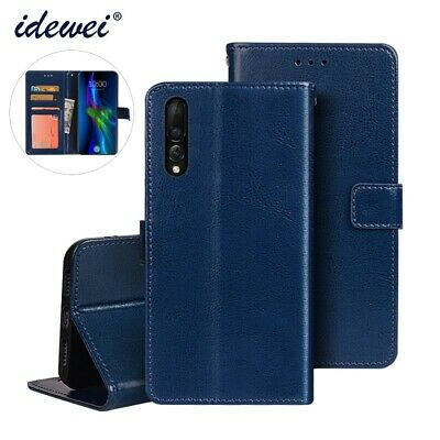 Magnetic Wallet Leather Flip Case Cover For Huawei P20 P30 Pro Lite Y7 Y9 2019