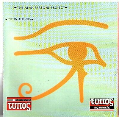 The Alan Parsons Project ‎– Eye In The Sky /  CD PROMO Greece OOP 1996