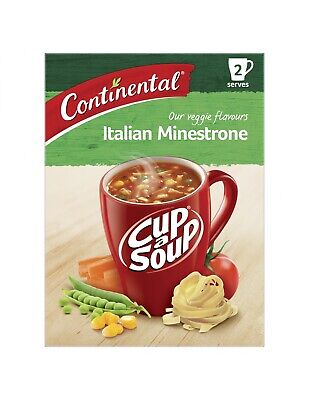 Continental Cup A Soup Italian Minestrone