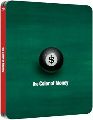 El Color Del Dinero The Color Of Money Steelbook Blu-Ray Nuevo