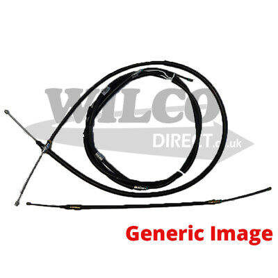 Rover Acclaim 1981-84 1350mm Brake Cable BC2037 Check Compatibility