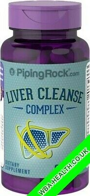 Pipingrock Liver Cleanse Complex 90 Capsules(450)