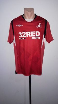 7bc82705f0c Football shirt soccer Swansea City Away 2009/2010 Original Umbro jersey size  M