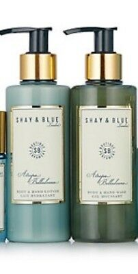 SHAY & BLUE Atropa Belladonna Body Wash & Lotion Duo 2 x 200ml ~ Brand New