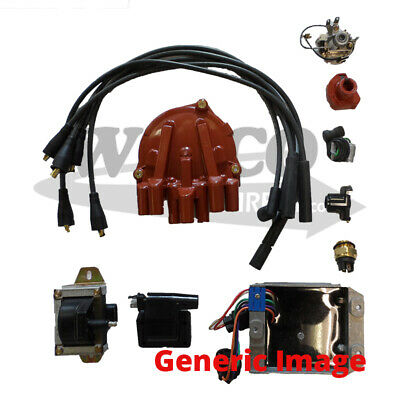 Ford Sierra Mk2 1987-93 Ignition Lead Set XC105 Check Compatibility