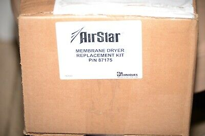 Air Techniques Airstar Membrane Dryer Replacement Kit 87175 85093 Dental