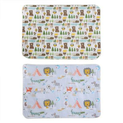 Waterproof Reusable Baby Infant Mat Breathable Nappy Cover Change Urine Pad GIFT