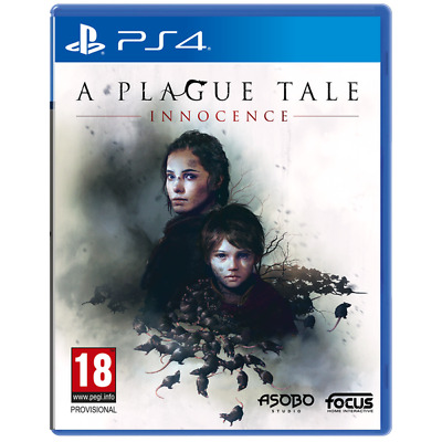 A PLAGUE TALE INNOCENCE Playstation 4 PS4 ITA - Preordine 14 maggio 2019