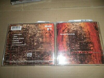NINE INCH NAILS -   March Of The Pigs  cd 5 tracks mint