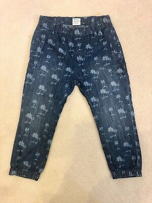BN Mamas and Papas boys denim jean trousers age 2-3 years old