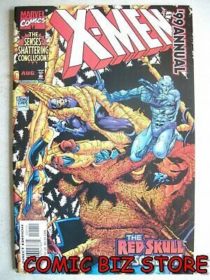 X-Men Annual (1999) 1St Printing Bagged & Boarded  Marvel Comics