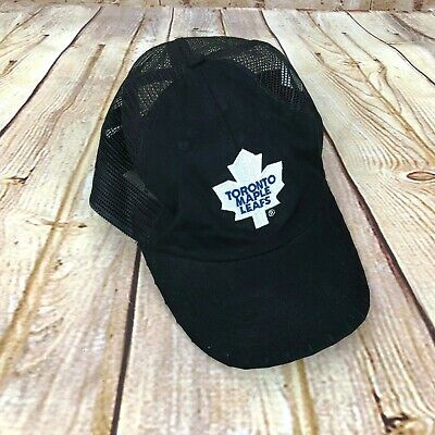 toronto maple leafs hat cap used trucker snapback NHL coors light