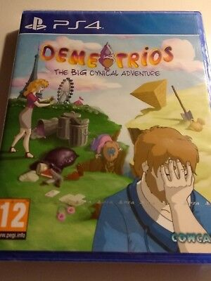 New And Sealed- Demetrios - Ps4