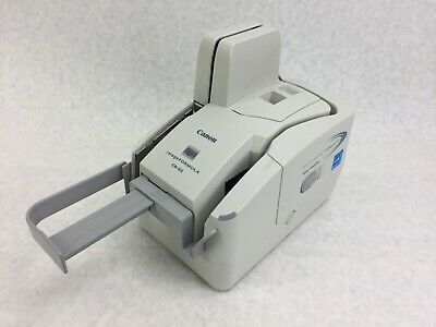 CANON CR-55 CHECK SCANNER DRIVER PC