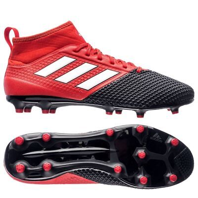 18e5a14e7 adidas Ace 17.3 Primemesh FG 2016 Soccer Cleats Shoes Red BA9235 US 12 UK  11.5