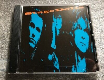 Stage Dolls - Stage Dolls self-titled CD - Free Fast U.S. Shipping
