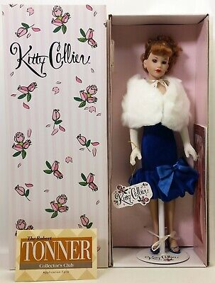 TONNER Kitty Collier Sassy Doll Style No. KC1303 NIB Includes Shipper Box