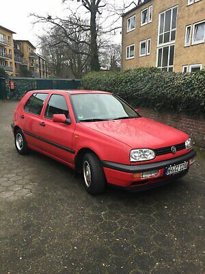 Volkswagen - Golf 3