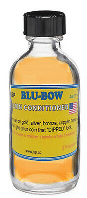 COIN CARE CONDITIONER - GOLD + SILVER + NICKEL + COPPER + BRONZE - 2 oz.(us177)