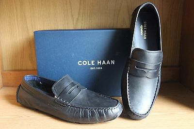 d67a092512c NEW COLE HAAN Kelson Penny Driving Shoes Leather Loafers C27002 ...