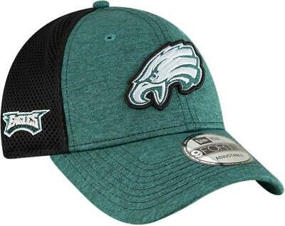 cheaper 5eb9f 56e05 Philadelphia Eagles New Era Surge Stitcher 9FORTY Adjustable Hat