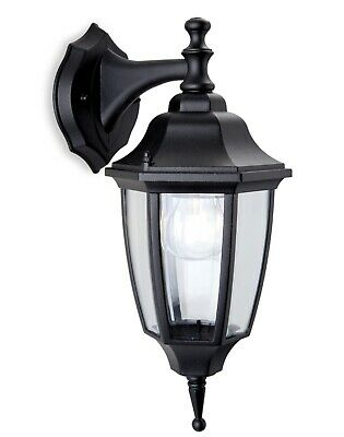 Searchlight Faro Black External Wall Light