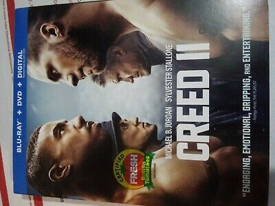 Creed 2  Blu Ray, Dvd And Digital Copy