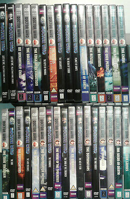 Doctor Who CLASSIC DVDs REGION 2 PAL + REGION 1 PICK A LOT Hartnell Troughton