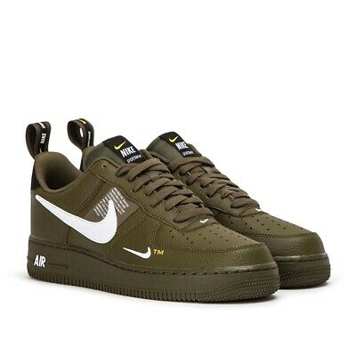 NIKE AIR FORCE 1 Winter Premium GS Flax Youth Nubuck Low top