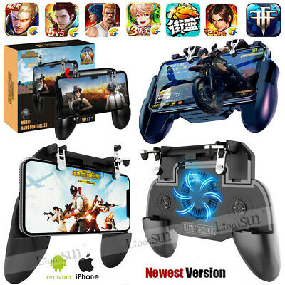 Various PUBG Mobile Wireless Gamepad Remote Controller Joystick for IOS Android