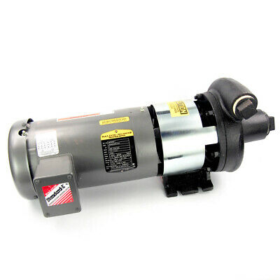 "MP Pumps 34522 HTO 120 End Suction Centrifugal Hot Oil Pump 230/460V 2"" x 1-1/2"""