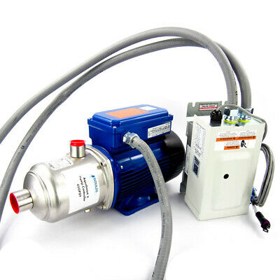 Goulds 2AB25HM05 Constant Pressure Booster System with Pump Controller 2 HP 230V