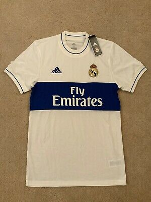 online store c5077 0a450 *BNWT* LIMITED EDITION Adidas Real Madrid Icon Jersey Sz M In Box