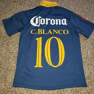 cc76591dd56 Nike Club America Jersey Away 2007