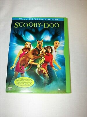 Scooby Doo Movie, Full Widescreen Edition, used, great shape