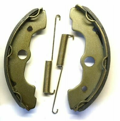 Front Brake Shoes C/W Springs For  Honda TRX 350 FM FourTrax 2005