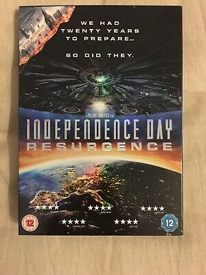 Independence Day Resurgence Dvd Played Once