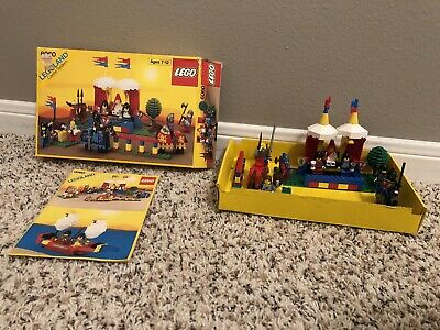 Lego Castle System Knights Challenge Model 6060 Ages 7 12 Year