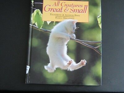 All Creatures Great And Small. Family Organiser.