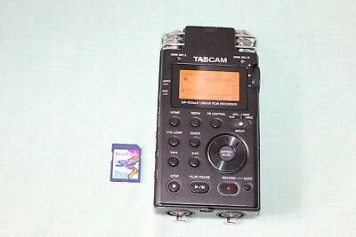Tascam Dr-100Mkii Linear Pcm Recorder