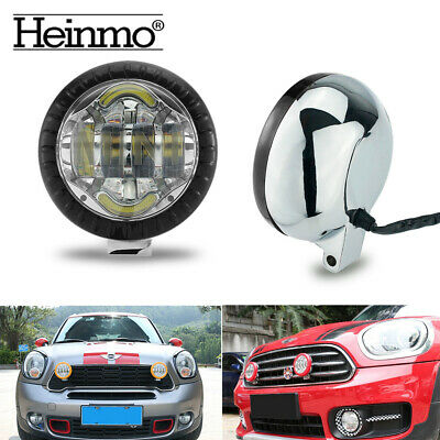2xLED Halo Rally DRL Daytime Running Light For MINI Cooper F55 Hardtop F56 Hatch